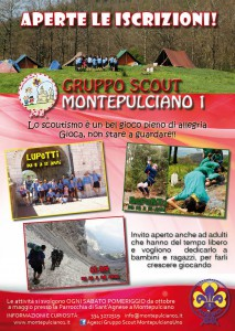 agesci scout montepulcianouno