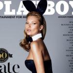 Kate Moss su playboy