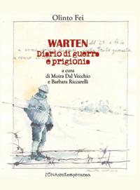 Copertina del libro Warten - Diario di guerra e prigionia