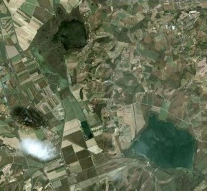 2 -i laghi dal satellite