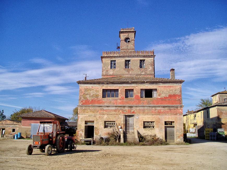 Luoghi del cuore fai il torrione della fattoria granducale for Planimetrie storiche della fattoria