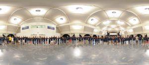 Festa della Musica 2014 - Alcuni volontari  (2) - Foto di Emiliano Migliorucci