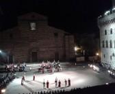 Corteo dei Ceri di Montepulciano, un trionfo di figure poetiche