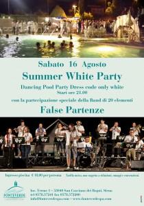 Summer White Party - 16 Agosto