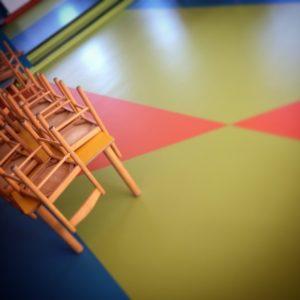 pavimenti colorati