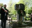 25 aprile sindaco rossi monumento partigiani