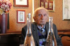 Il Maestro Eugenio Carmi