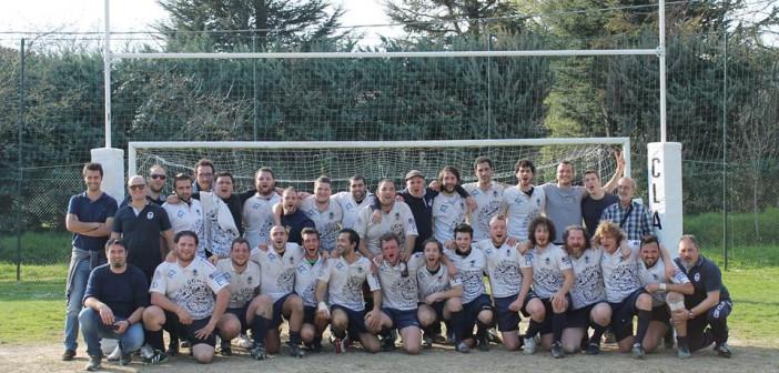 Rugby CLANIS: Sconfitta fuori casa per la prima squadra