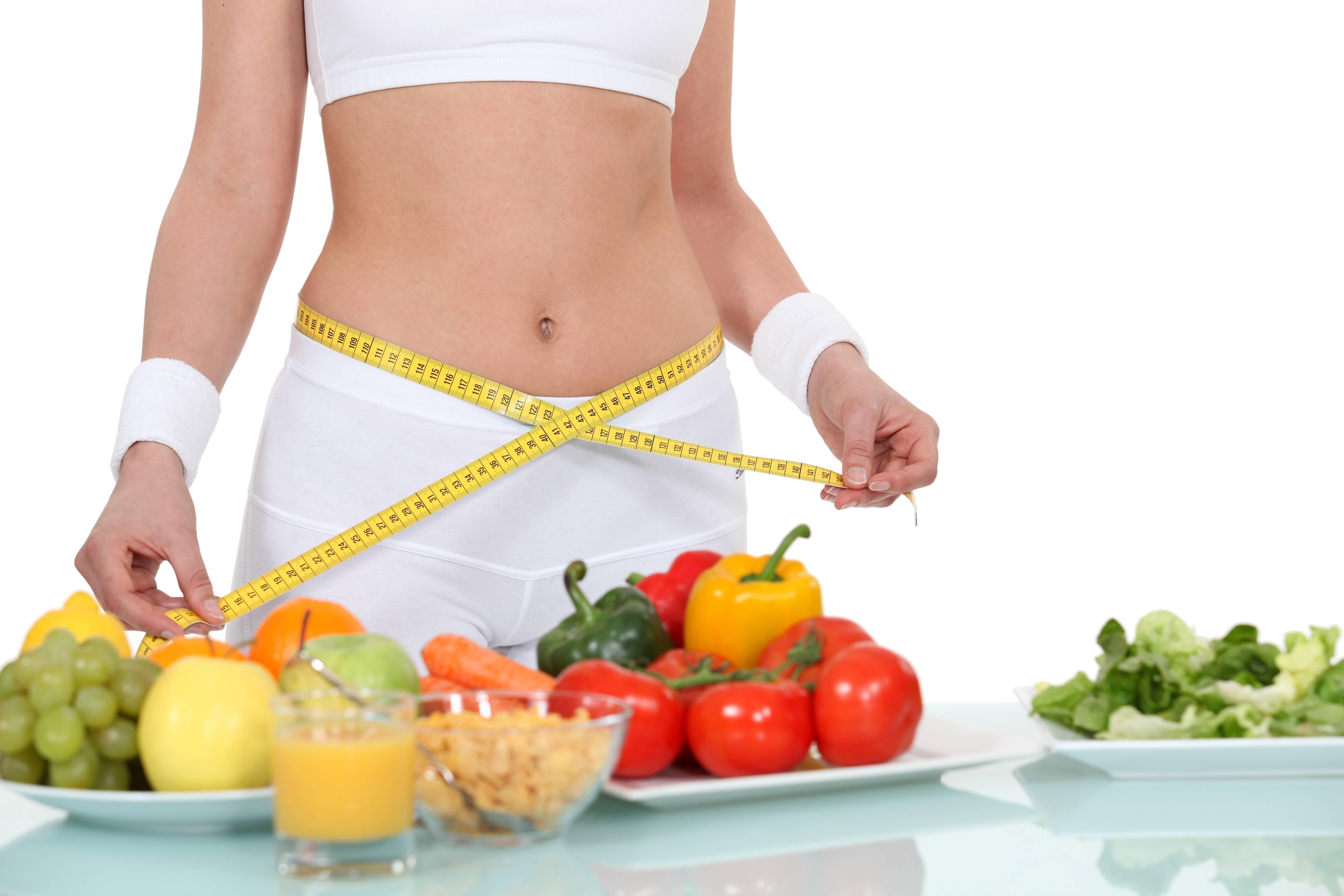 Diete durante 7 giorni da uno stomaco