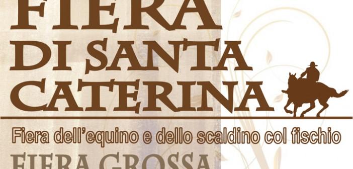 A Monte San Savino torna la Fiera di Santa Caterina