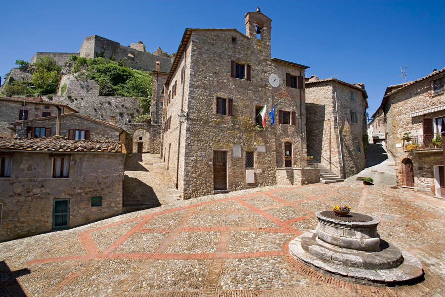 Val D'Orcia - Hotel Borgo Grondaie Siena