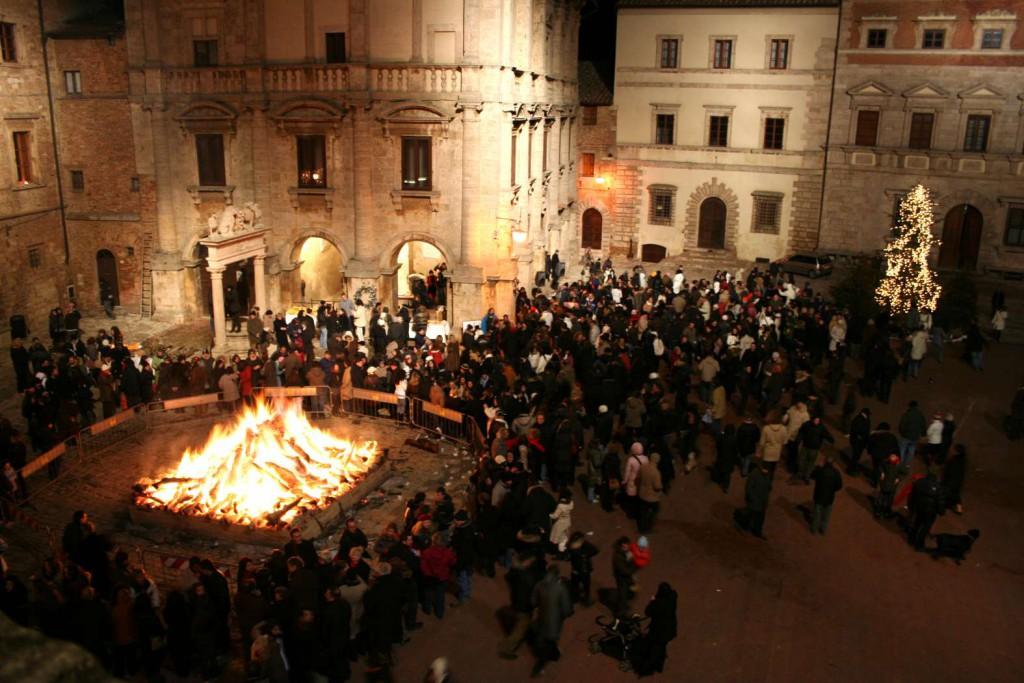 festa capodanno in piazza