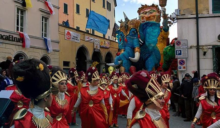 A Foiano della Chiana torna il carnevale più antico d'Italia