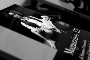 """Copertina Libro """"Magazzino 18"""""""