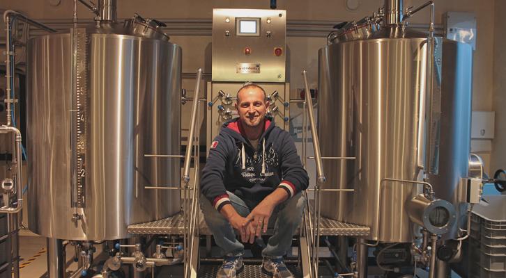 Saragiolino: birrificio per passione