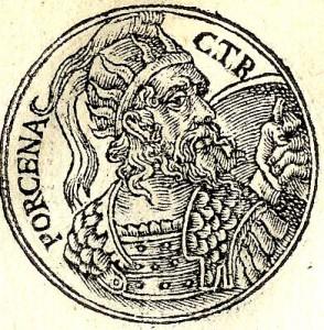 moneta porsenna