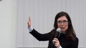 Giornalista Serena Uccello