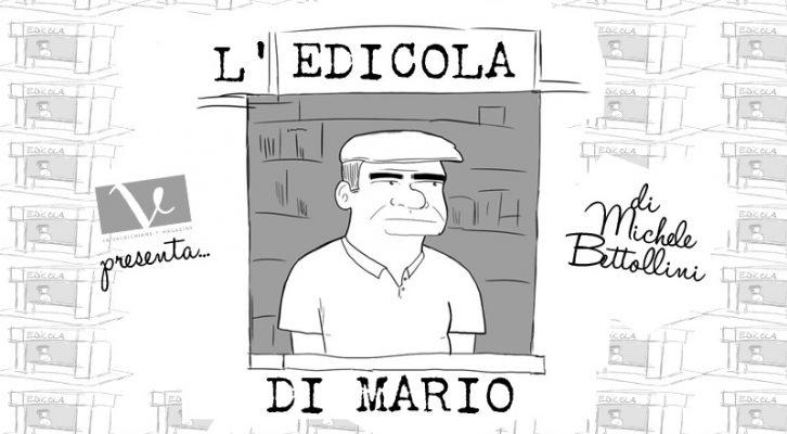 Edicola Mario - In cerca di funghi