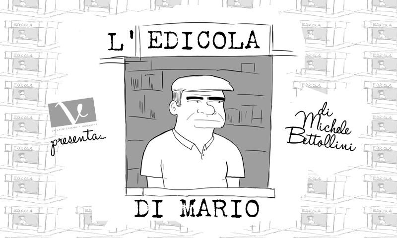 Edicola Mario – Aria di Bravìo