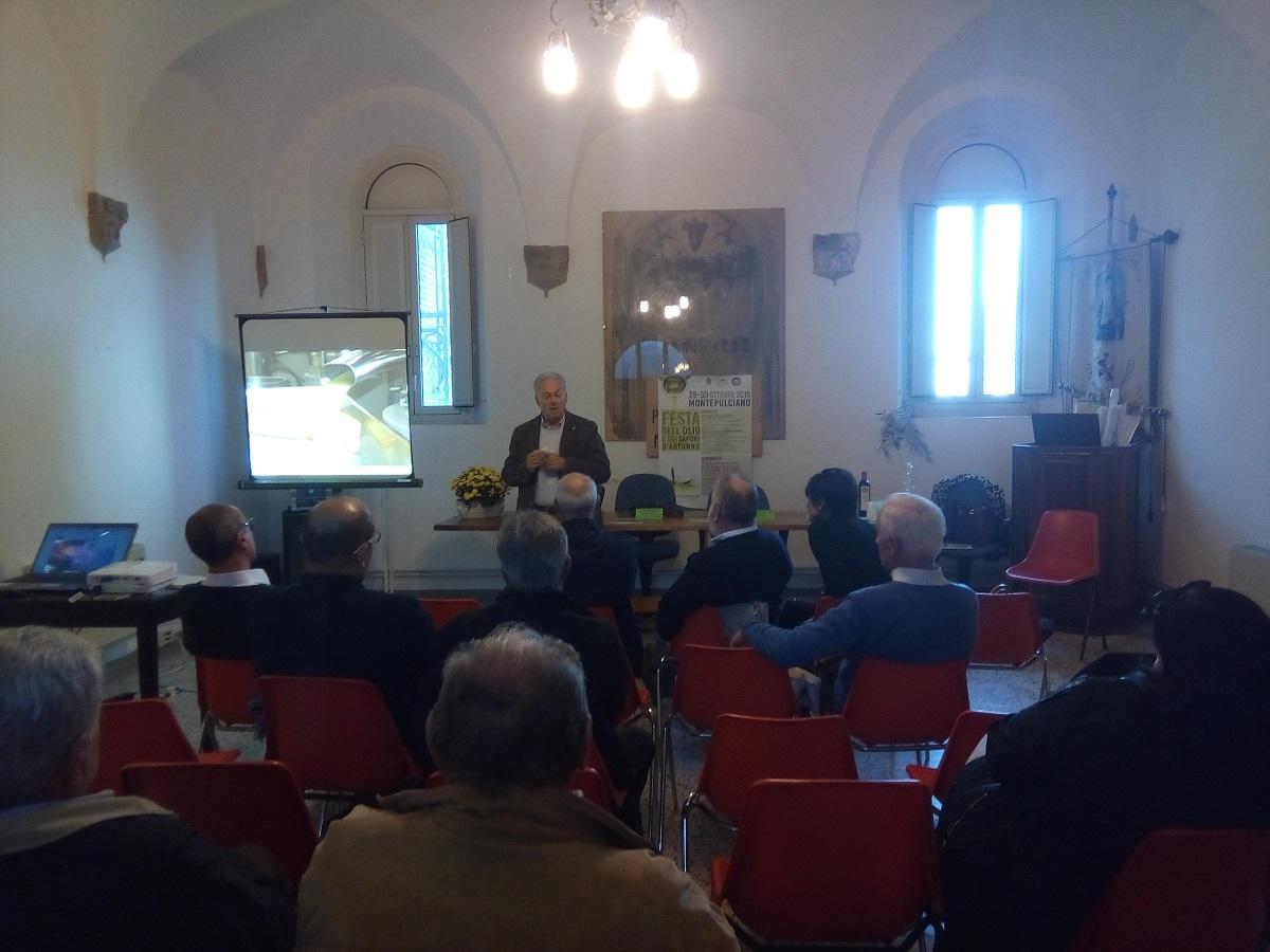 L'olio extravergine d'oliva: un convegno tra cultura e salute
