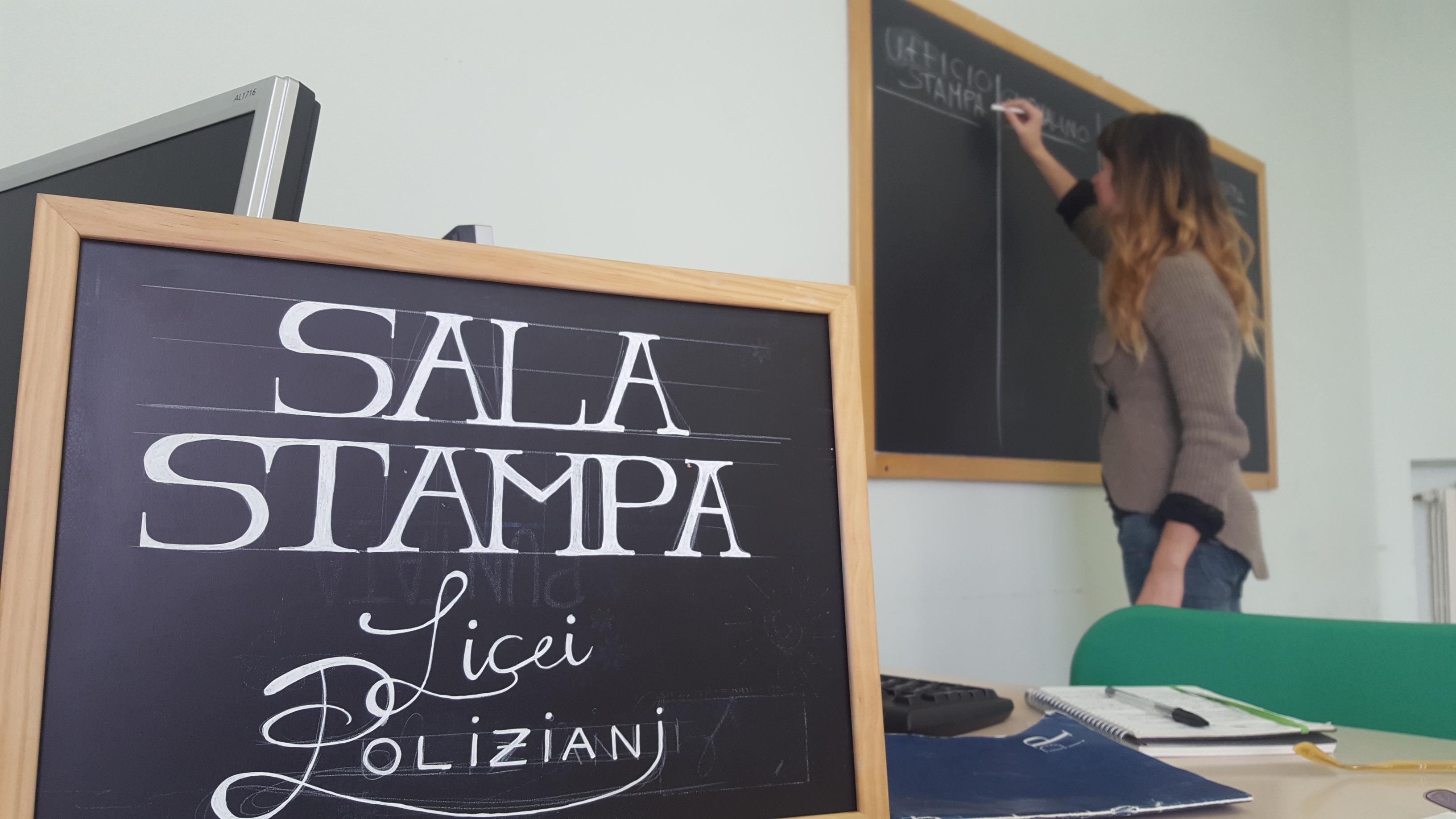 L'editoria torna a scuola: il progetto dei licei poliziani