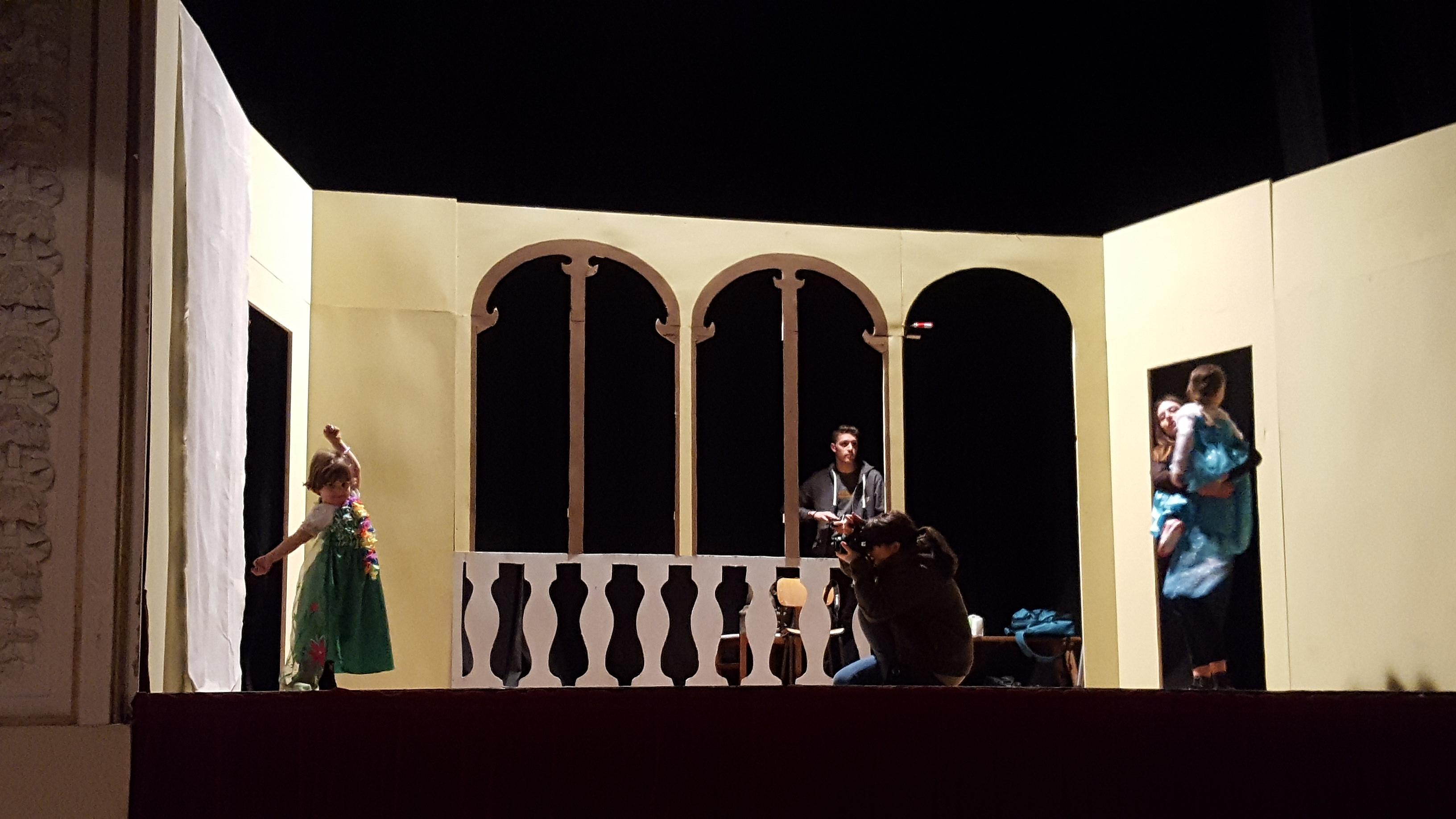 Il Magico Mondo di Oz raccontato al Teatro dei Concordi