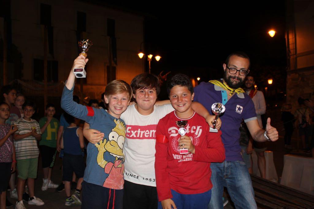 """""""Il Palio dei Cittini"""" di Bettolle, la passione che arriva dai giovanissimi"""