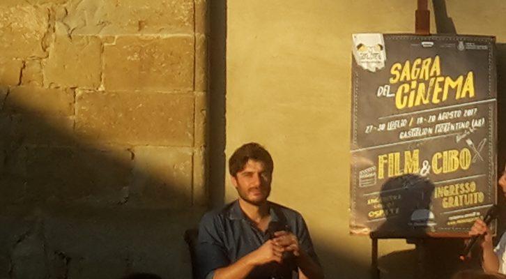 Lino Guanciale alla 'Sagra del cinema', un cinema fresco e vitale all'ombra della Torre