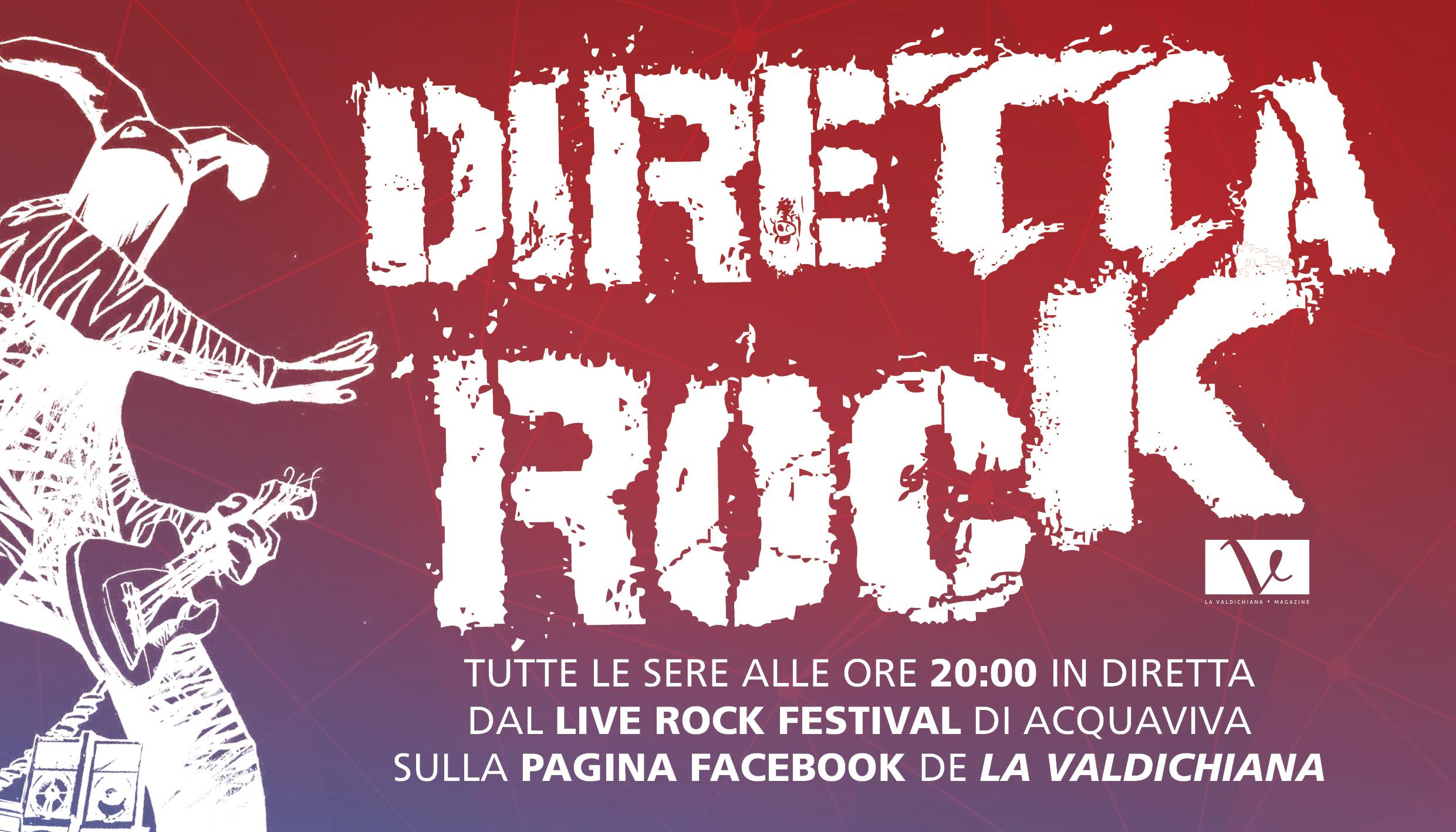 Diretta Rock 2017: alla scoperta del Live Rock Festival