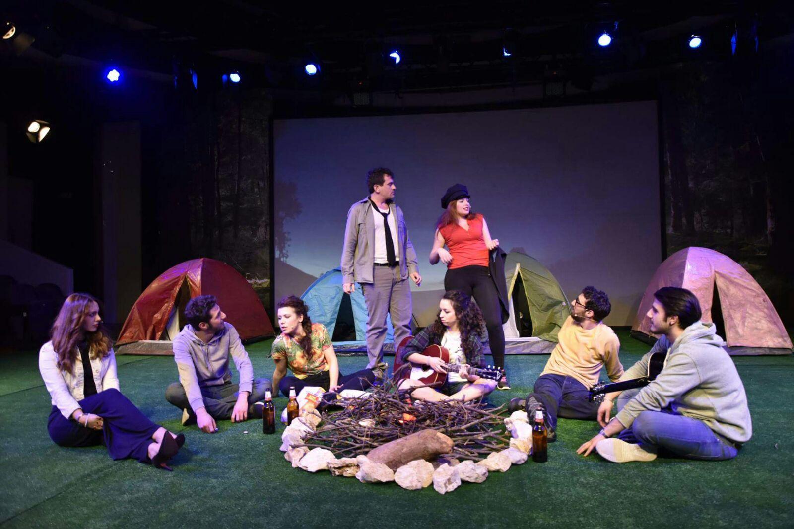 """""""Camping"""" al Teatro degli Oscuri di Torrita. Intervista ad Alessandro Bartolini"""