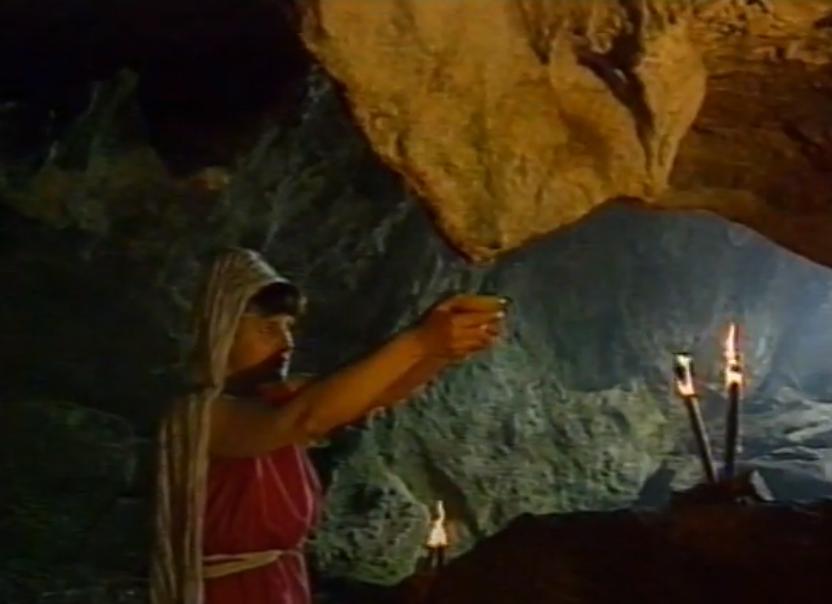 grotta lattaia cetona